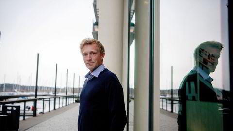 First Generator-forvalter Martin Mølsæter.