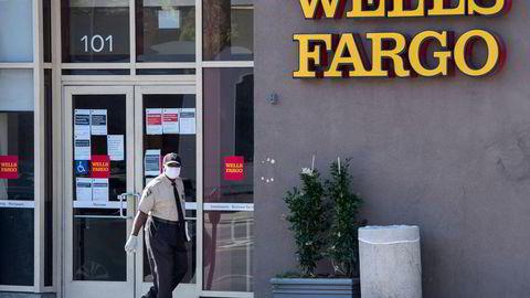 I den amerikanske banken Wells Fargo hadde nesten 5300 medarbeidere opprettet millioner av falske bankkontoer for å vinne i konkurransen om god måloppnåelse.