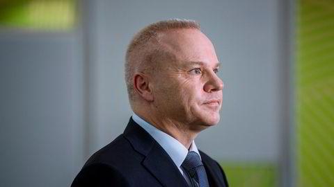 For første gang legger Anders Opedal frem et resultat som Equinor-sjef.