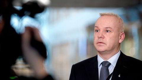 – Bakken-investeringen ble gjort på en tid med høye og stigende oljepriser. Basert på oljeprisforventninger viste det seg å være altfor optimistisk, sier Equinor-sjef Anders Opedal.