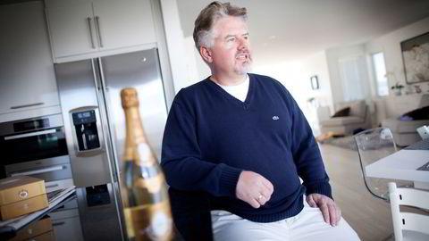 Daytrader Svend Egil Larsen var en av de utvalgte norske investorene som fikk mulighet til å kjøpe seg inn i Fusion Fuel. – De er på rett sted til rett tid, sier han.