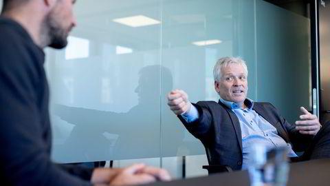 Terje Eidesmo leder statlige Investinor fra hovedkontoret i Trondheim. Fondet er ett av Norges største rettet mot mellomfaseselskaper og har nå fått ekstra midler til å øke investeringene.