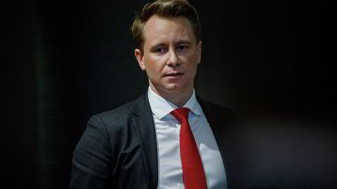 Kristian Røkke er administrerende direktør i Aker Horizons.