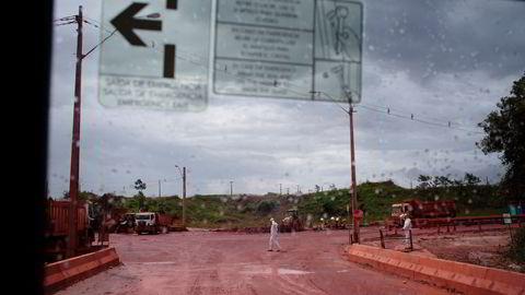 Konfliktene rundt Hydros aluminumsraffineri Alunorte, i Brasil, er ikke over.