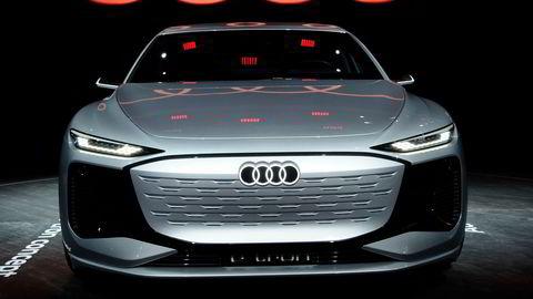 Bilutstillingen i Shanghai gikk av stabelen denne uken. Der viste Audi sin nye A6 e-tron Concept, som skal komme i produksjon i 2023.