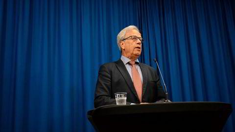 Sentralbanksjef Øystein Olsen får snart en ny kollega på plass, en visesentralbanksjef med ansvar for Oljefondet.