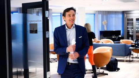 – Det ligger an til det beste kvartalet noensinne for de norske bankene, sier investeringsdirektør Robert Næss i Nordea Wealth Management.