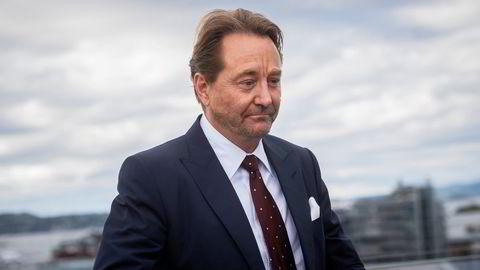 Akers hovedeier Kjell Inge Røkke.
