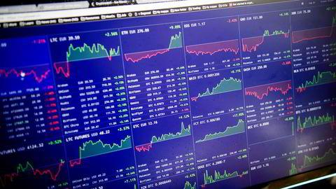 Bitcoinkursen er på vei opp. Det gjør det utvinning av kryptovaluta attraktivt.