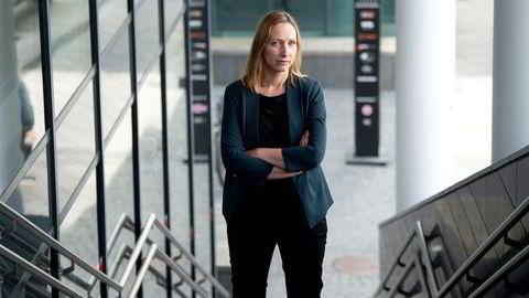 Kjersti Haugland – sjeføkonom i DNB Markets. ---