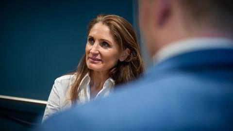 Tine Wollebekk går fra Bank Norwegian til svenske Avida Finans.