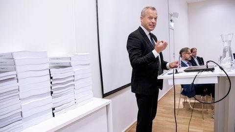 Stig Bech var sjef for Solon fra februar 2019 til august 2020.