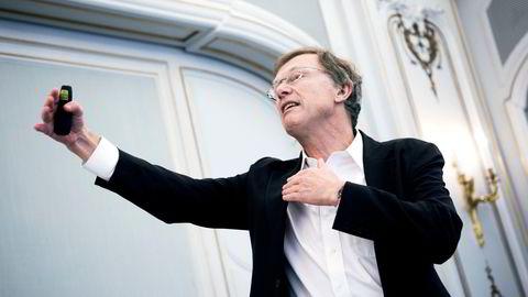 Peter Hermanrud tror på en korreksjon.