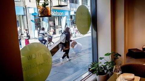 Det franske selskapet Habitat Design drev salg av møbler og interiør gjennom «single purpose» datterselskaper med utsalg fra leide butikklokaler flere steder i Norge.