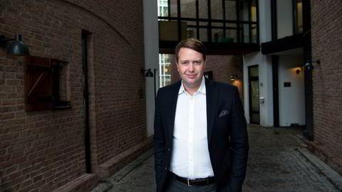 Vegard Søraunet forvalter penger for John Fredriksen. Nå satser han på norske Medistim.