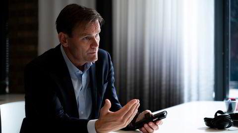 Jon André Løkke, Nel-sjef. Foto: Fartein Rudjord