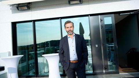 Kjetil Bøhn, sjef i Quantafuel.