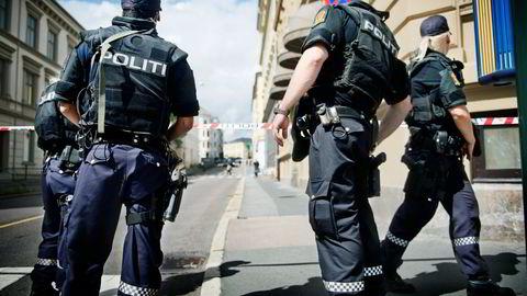 Regjeringen vil oppheve plikten blant annet politi har til å gå av med pensjon som 60-åringen.