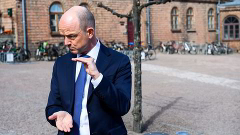 Administrerende direktør i NHO Ole Erik Almlid mener norske politikere bør gi mer av skattebetalernes penger til grønne industriprosjekter. Argumentasjonen har liten substans.