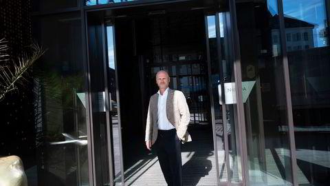 – Vi har bare mens pressekonferansen foregikk, fått avbestillinger, sier André Schreiner, hotelldirektør på Clarion Hotel The Hub.