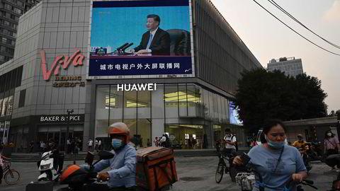 Kinas president Xi Jinping har ingen planer om å gå av når den andre femårsperioden utløper om seks måneder. Nå legges langsiktige planer for Kina og landets økonomi.