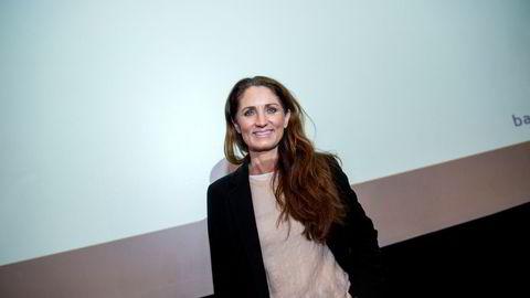 Bank Norwegian-sjef Tine Wollebekk
