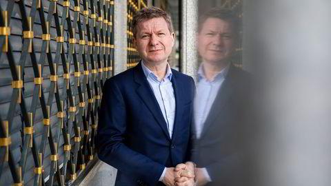 Pål Ringholm i Sparebank 1 Markets tror børsnedgangen kommer til å vare.