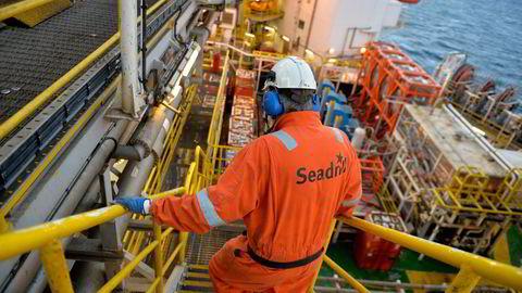 Fem heleide datterselskaper av Seadrill har søkt om konkursbeskyttelse.