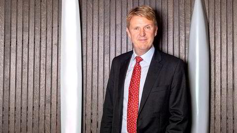 John Olaisen – analytiker i ABG Sundal Collier.