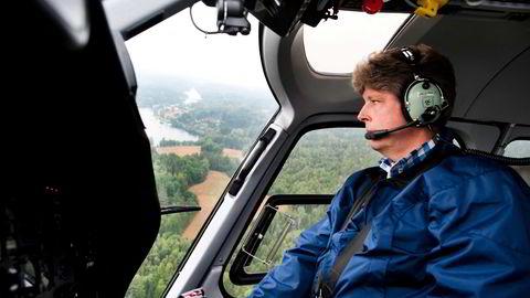 Eiendomsinvestoren og helikoptereieren Alf Ulven har hatt et omfattende forretningsmessig samarbeid med de tre aktørene som i likhet med Ulven nå er varetektsfengslet med brev- og besøksforbud.