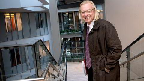Berge Gerdt Larsens investeringsselskap gjorde det godt i fjor. Her fra rettssaken han reiste mot Skatteetaten i 2020.