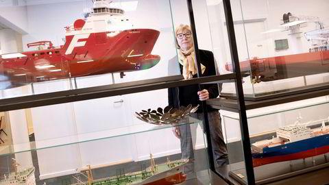 Toppsjef Wenche Nistad i Giek sier gjeldsrestruktureringer i offshore-bransjen vil ta opp mye av tiden hennes også i år.