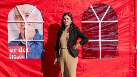 Arbeiderpartiets nestleder, Hadia Tajik, varsler full stans i millionoverføringene til Bø dersom hun kommer til makten etter valget.