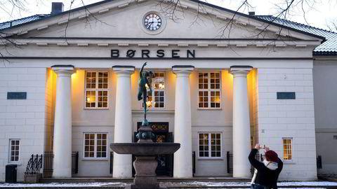 I fjor og i år er det notert 97 nye selskaper på Oslo Børs. Viljen og evnen til å investere i nye private arbeidsplasser er høy, skriver statsministeren.