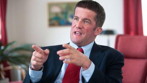 Ilija Batljan, administrerende direktør i SBB, sier aksjesalget markerer slutten på SBBs jakt på Entra.