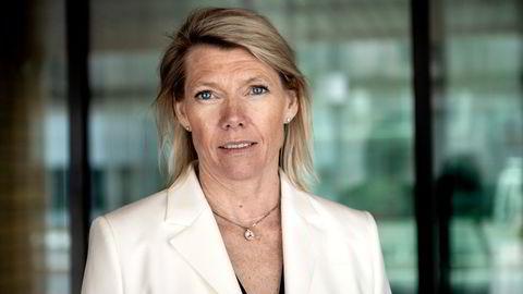 Konsernsjef Kjerstin Braathen har ikke klart å sørge for at DNBs anti-hvitvaskingsarbeid fungerer godt nok.