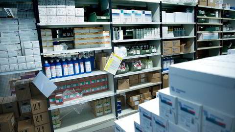 Norge er nesten 100 prosent avhengig av å importere legemidler. Det gjør oss ekstra sårbare ved svikt i de globale forsyningslinjene, skriver Leif Rune Skymoen.