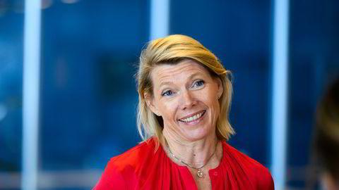 Kjerstin Braathen, konsernsjef i DNB, har fått klarsignal til det største bankoppkjøpet på 18 år.