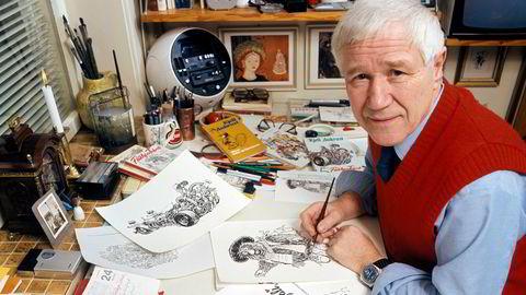 Kunstneren og humoristen Kjell Aukrust døde i 2002, men hans formidlinger om gründermiljøet i Flåklypa er det beste eksempelet på hva Norge trenger også i årene fremover, skriver artikkelforfatteren.