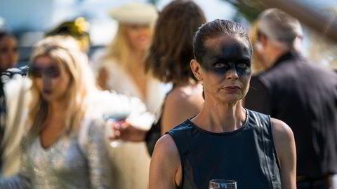 Bare to prosent av de nordiske film- og dramaprosjektene er blitt kansellert etter at koronaen inntraff, skriver artikkelforfatteren. Bildet er fra Exit 2 og rollefiguren Hermine.