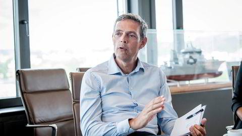 Råvareanalytiker Bjarne Schieldrop fra SEB Bank tror oljeprisfallet blir kortvarig.