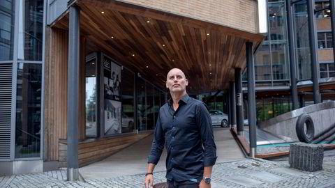 Administrerende direktør, Jonas Rinde er nå inne i sitt fjerde oppstartsselskap, og tar med seg erfaring inn i Nomono.