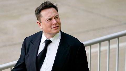 Tesla-eier Elon Musk kan glede seg over sterke salgstall i tredje kvartal.