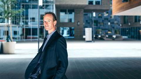 Aksjestrateg Paul Harper i DNB Markets tror Norge kan være ekstra utsatt for store fall på verdensbørsene.