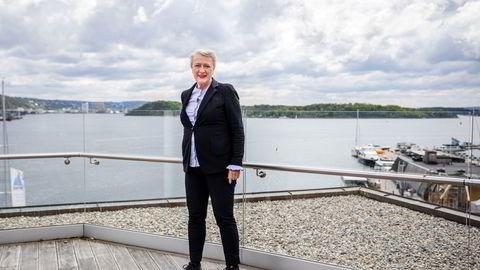 Berit Reiss-Andersen er leder for Den norske Nobelkomite. Hun er skuffet og overrasket over den negative responsen fra Stortinget om å hjelpe Nobelkomiteen økonomisk.