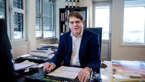 Jan Petter Sissener, investor og porteføljeforvalter, er fjerde største aksjonær i Komplett Bank.