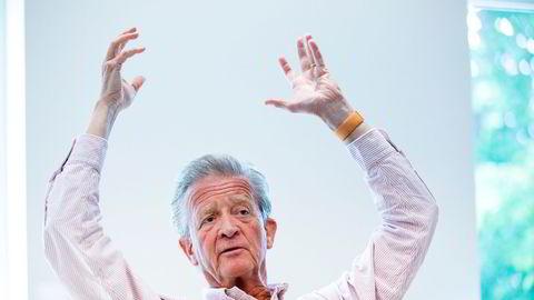 Hans Geelmuyden bekrefter at han er på vei ut som eier i PR-selskapet Geelmuyden Kiese.