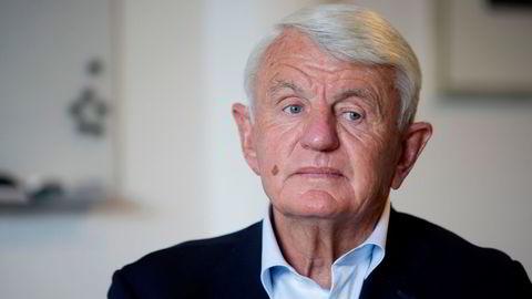 Investor Egil Stenshagen er sjette største eier i Bank Norwegian.