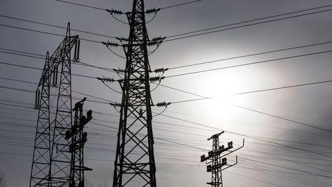 Høye strømpriser trakk inflasjonen betydelig opp i september.