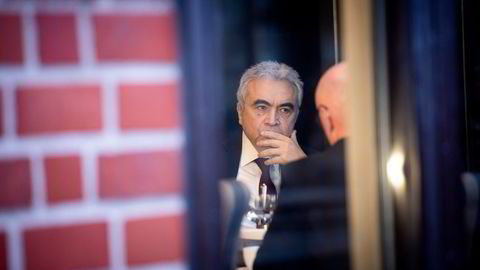 According to Fatih Birol and the IEA, Russia could raise exports by roughly 15 per cent of peak winter supply to the continent.